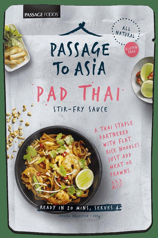 Pad Thai Passage Foods