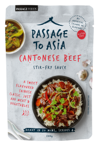 New Passage to Asia Cantonese Beef Stir-Fry Sauce