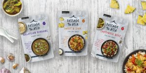Passage to Asia new Asian stir-fry and simmer sauces.
