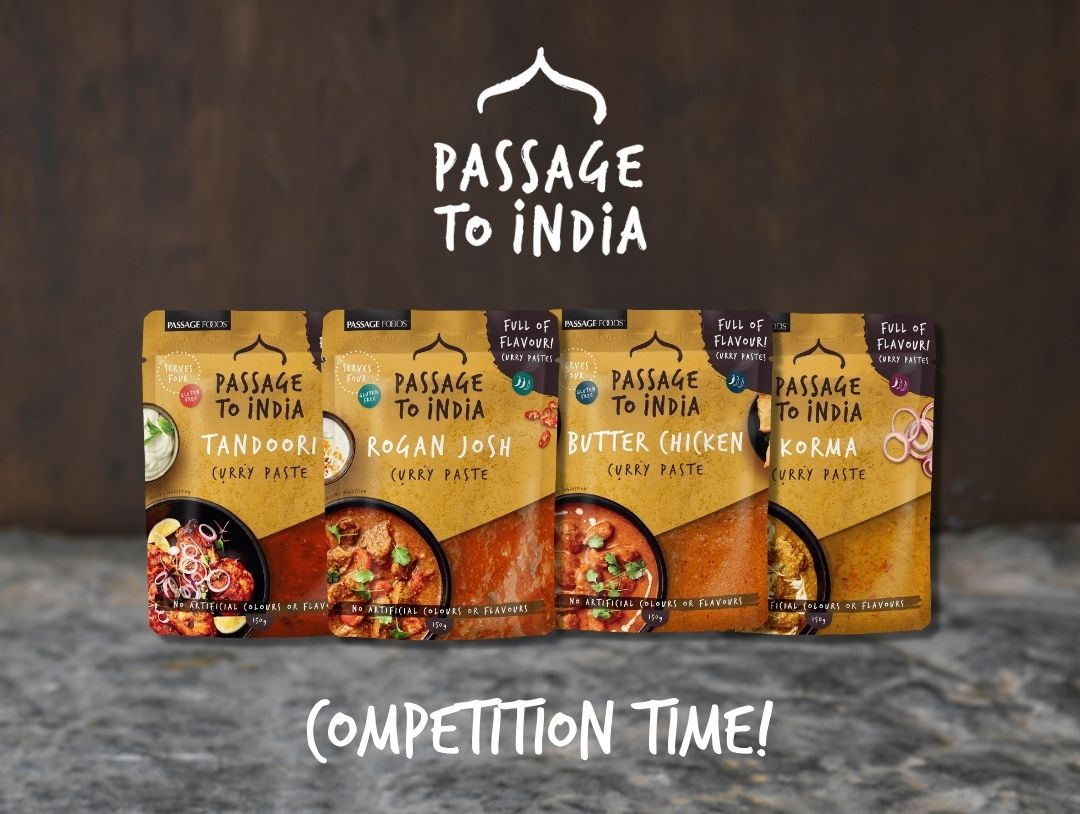 Celebrate Health News Passage to India Curry Paste Competition Feature Image