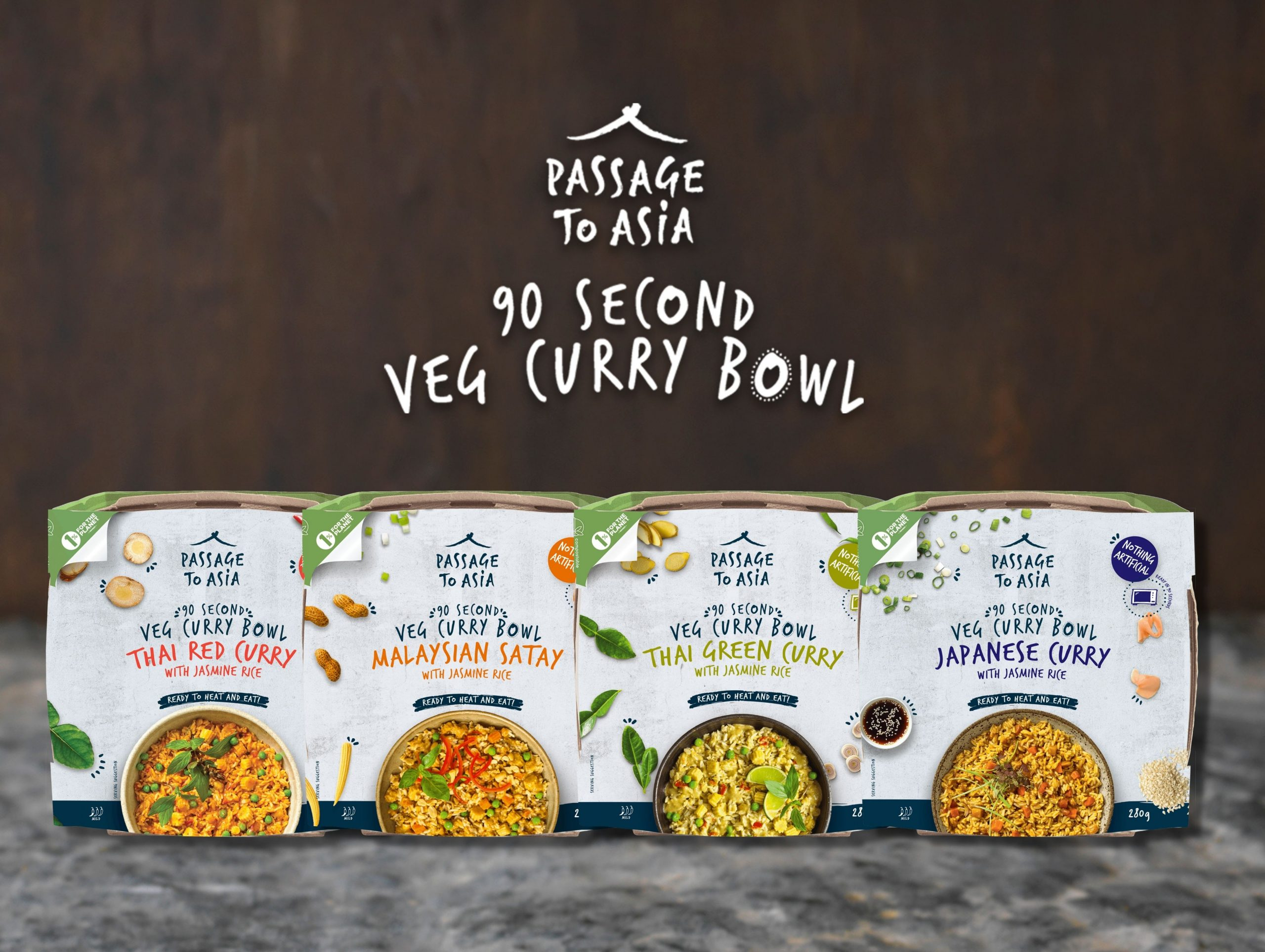 Celebrate Health News Passage to Asia Veg Curry Bowl Giveaway Feature Image
